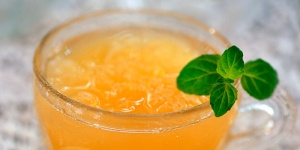 Bourbon-Slush