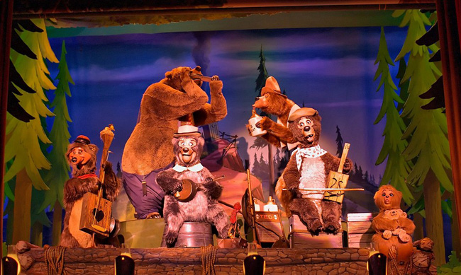 Country-Bear