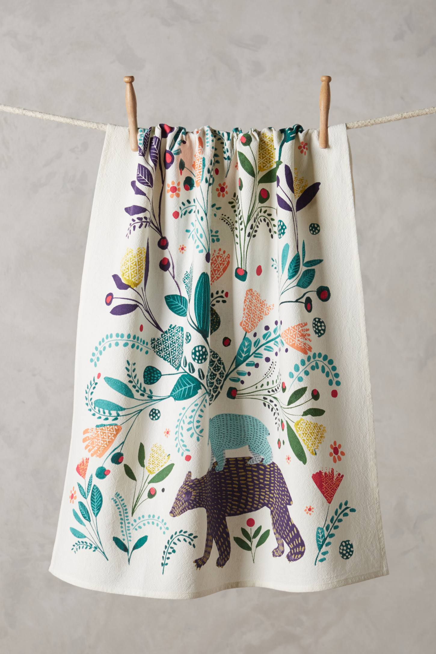 Merveilleux Zara Home: Jacquard Kitchen Towel