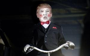 Trump as Saw