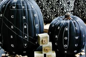 Word Search Pumpkin