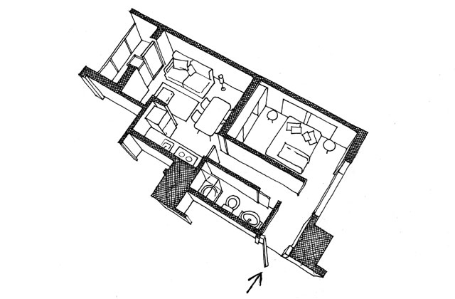EVGV layout