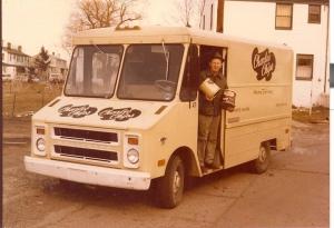 charles chip truck