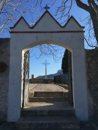 Cemetery Entry