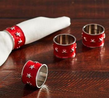 enamel-star-napkin-ring