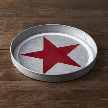 galvanized-red-star-tray