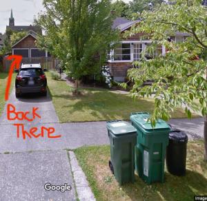 house google maps